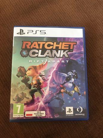 Gra PS5 Ratchet Clank - Rift Apatr NOWA