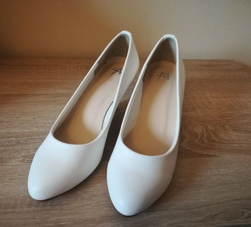 Buty ślubne Anna Field rozmiar 38