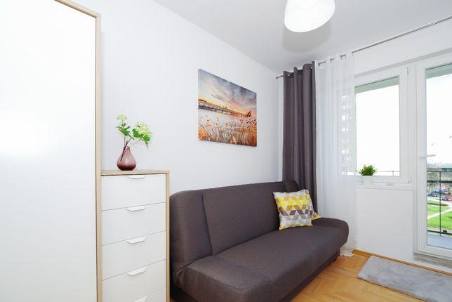Pokój z balkonem Gdańsk Morena!