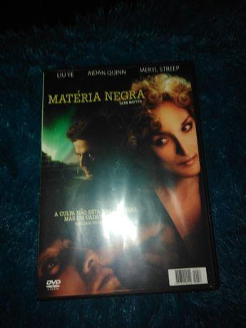 Matéria Negra Dvd