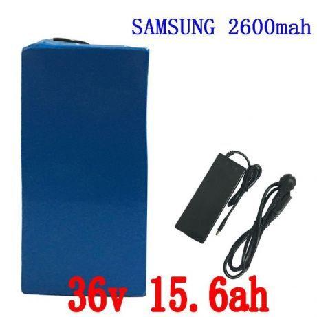 Bateria de lítio 36V 15.6AH