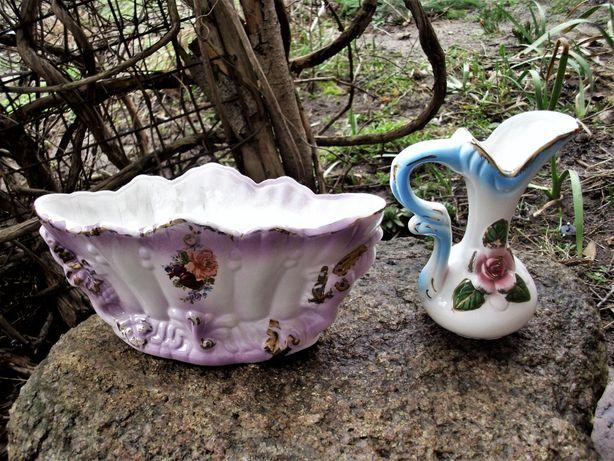 porcelana osłonka ,dzbanek