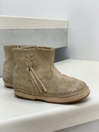 Zara(Зара) ботинки замшевые (осень , весна ) , H & M , Некст, Mango