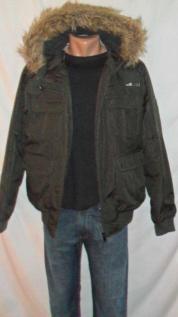 куртка бомбер бренд осень-зима новая BraveSoul Uk L 52