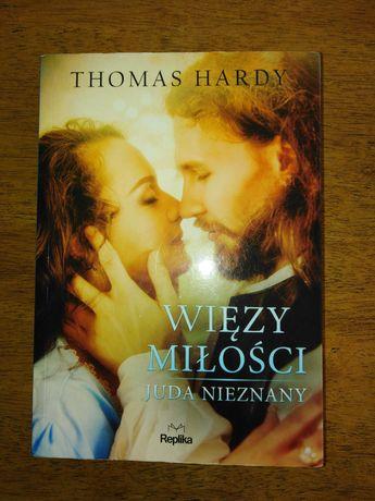 """Książka """"Więzy miłości"""" Thomas Hardy"""