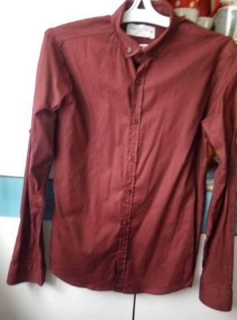 Продам рубашку с длинными рукавами стильная