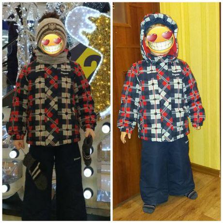 Зимний комбинезон комплект куртка фирмы Gusti by Zingaro