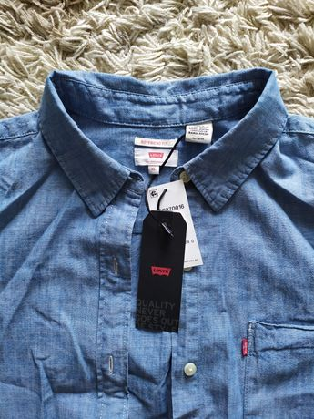 Новая рубашка Levi's (levis)