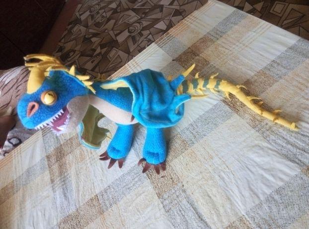 """Jemini игрушка """"Как приручить дракона"""" Громгильда Злобный змеевик"""