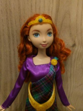 Merida Waleczna, Merida, lalka Mattel, Barbie, księżniczka Disney