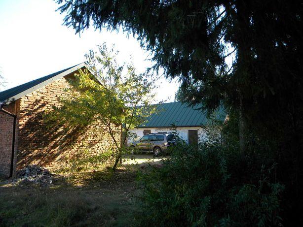 Piotrków Trybunalski okolice dom pod lasem 70m2 z działką 1200m2