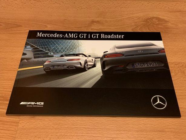 Prospekt AMG GT GT Roadster
