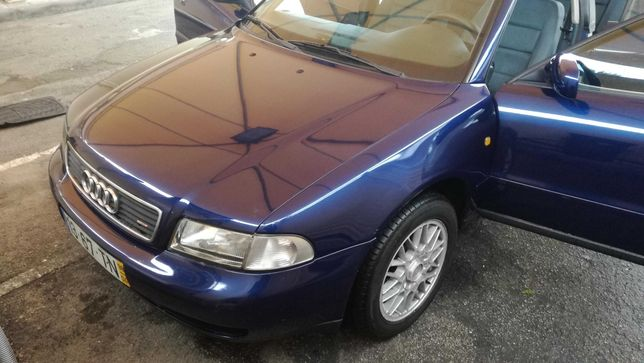 Audi A4 B5 bem cuidado - Por favor Leia o Anuncio até o final!