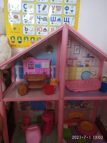 Ляльковий дім для барбі