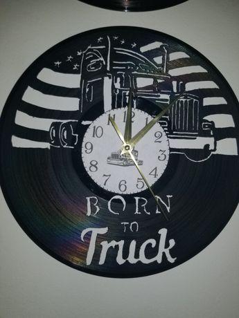 Relógio de Parede em Vinil - TRUCK