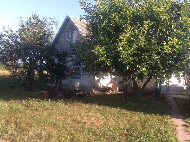 Продам дом в с. Писмечево Солонянский р-н 50 км с хол. И телевизором