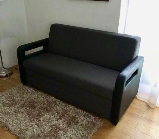 Sofa 3-osobowa szara