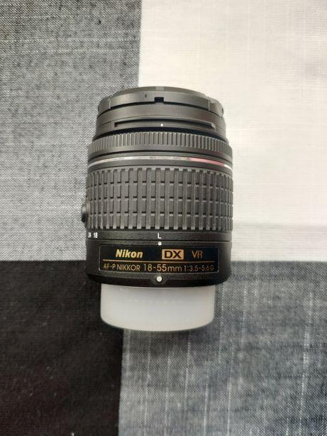 Obiektyw nikkor 18-55 mm NIKON
