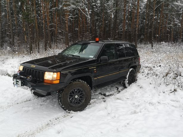 Jeep Grand Cherokee 4.0 gaz
