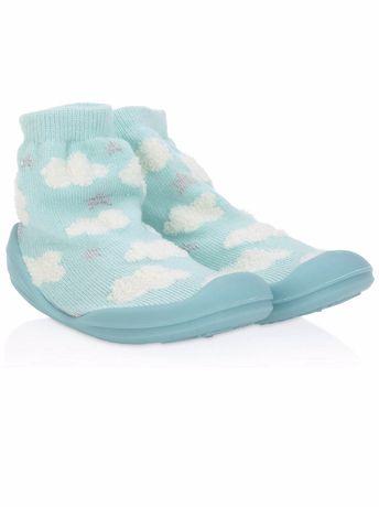 Гумові підошви-носки nuby snekz size20 1-7міс