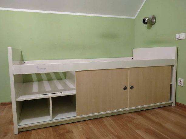 Łóżko młodzieżowe 90×200, IKEA