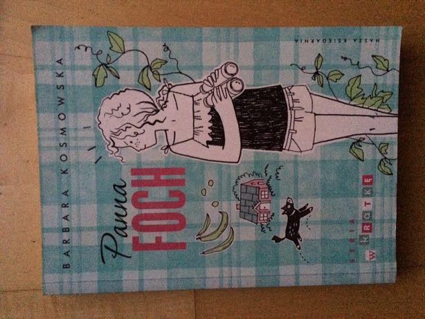 Panna Foch - książka dla młodzieży