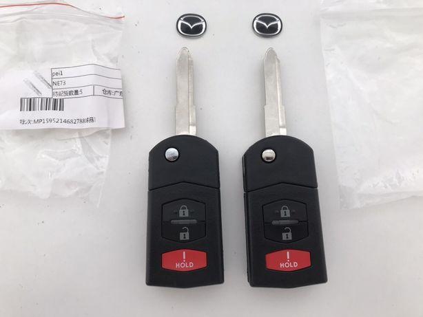 Ключи мазда CX-7
