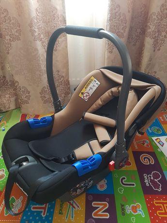 Автокресло переноска для новорождённого 0-13 кг el camino