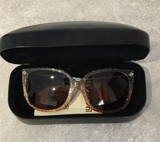 Okulary damskie COACH