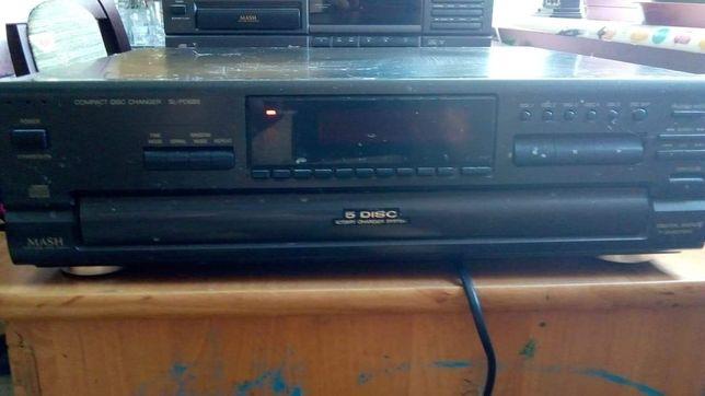 Sprzedam CD zmieniarkę Technics sl-pd688