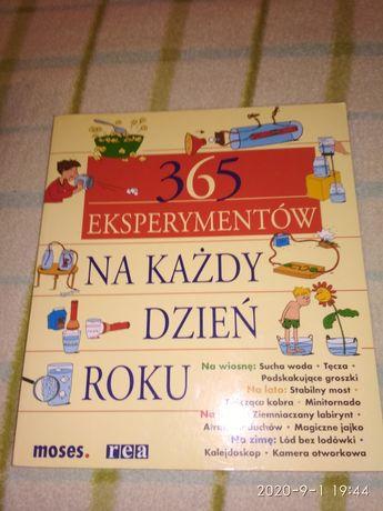 Księga eksperymentów na każdy dzień