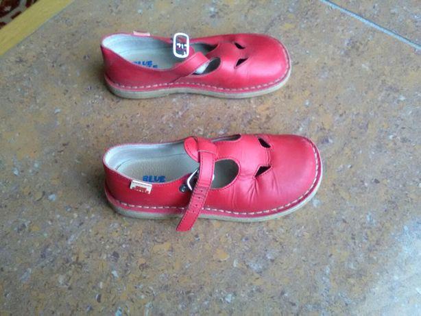 Туфлі для дівчинки шкіра