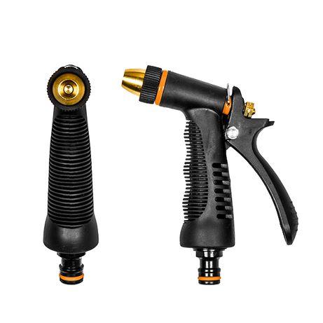 Пістолет для поливу металевий Profi ECO-KT233FRS Bradas