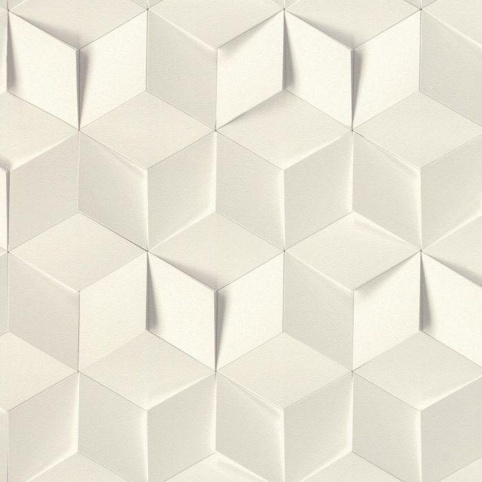 Tapeta ścienna winylowa na fizelinie 3D Rasch zmywalna 0,53 x10mb Łódź - image 1