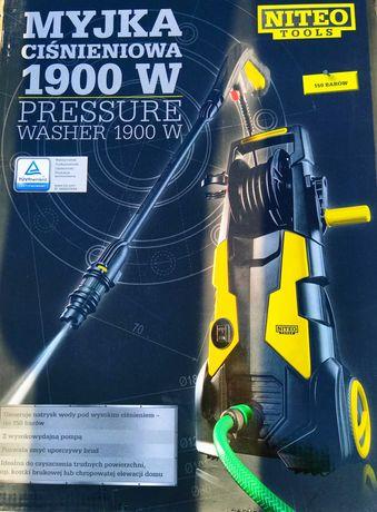 Myjka ciśnieniowa Niteo Tools 150 bar 1900 W