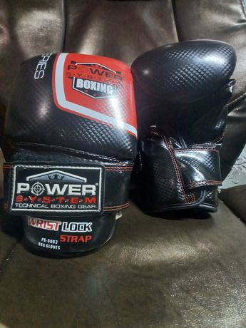 Боксерські рукавиці POWER SYSTEM BOXING