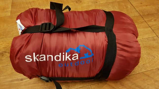 Ciepły śpiwór SKANDIKA VEGAS komfort -2