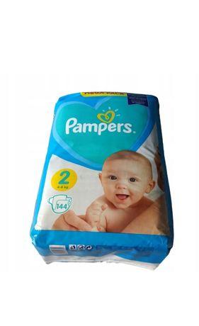 Pieluchy Pampers 2, 144 szt