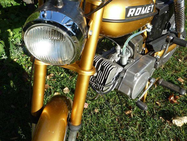 Motorynka M0-2 Po renowacji 1984r