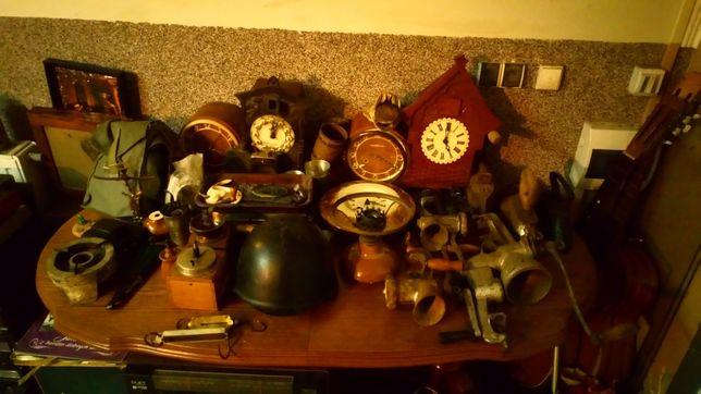 Starocie ,zegary,młynki
