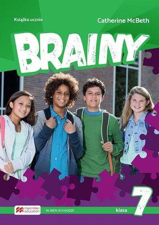 Sprawdzian klasa 7 brainy