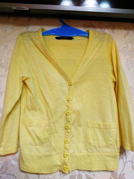 Дитяча кофта George 100% cotton кардиган детская кофточка блузка