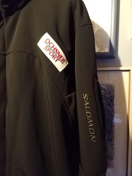 Zestaw Salomon 2szt.oryginał z logo sponsora Pucharu Swiata.