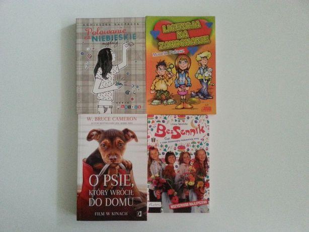 """4 książki w cenie 3- """"O psie, który wrócił do domu"""" i inne"""