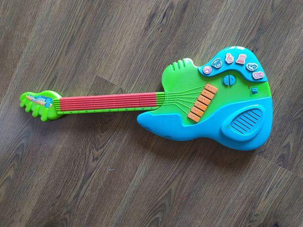 Gitara, grająca, zabawka