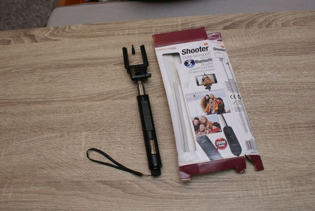 Uchwyt selfie bm03 Arkas Shooter kijek Bluetooth