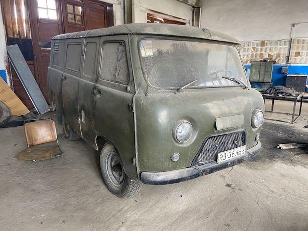 Продається УАЗ - 452 (буханка) /// З Документами!!!