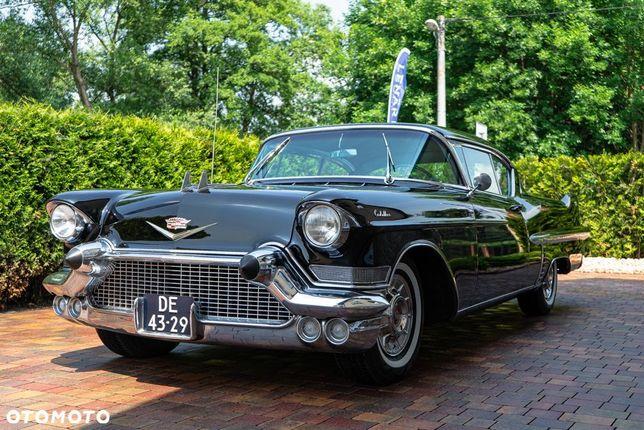 Cadillac Deville Cadillac DeVille 1957 model 62 2doors Coupe!!!