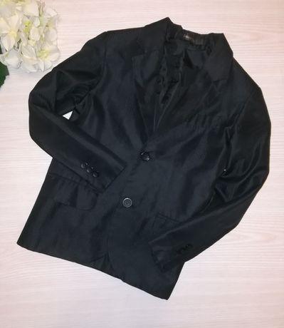 Школьный пиджак 134 черный