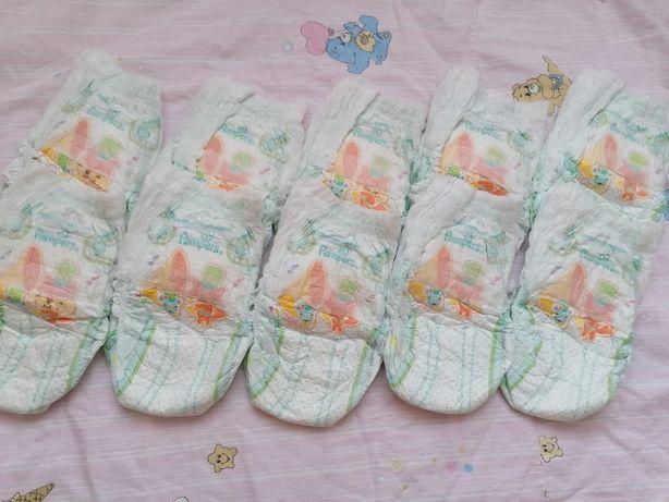 Продам 10 штук трусики Pampers Pants, 4 размер